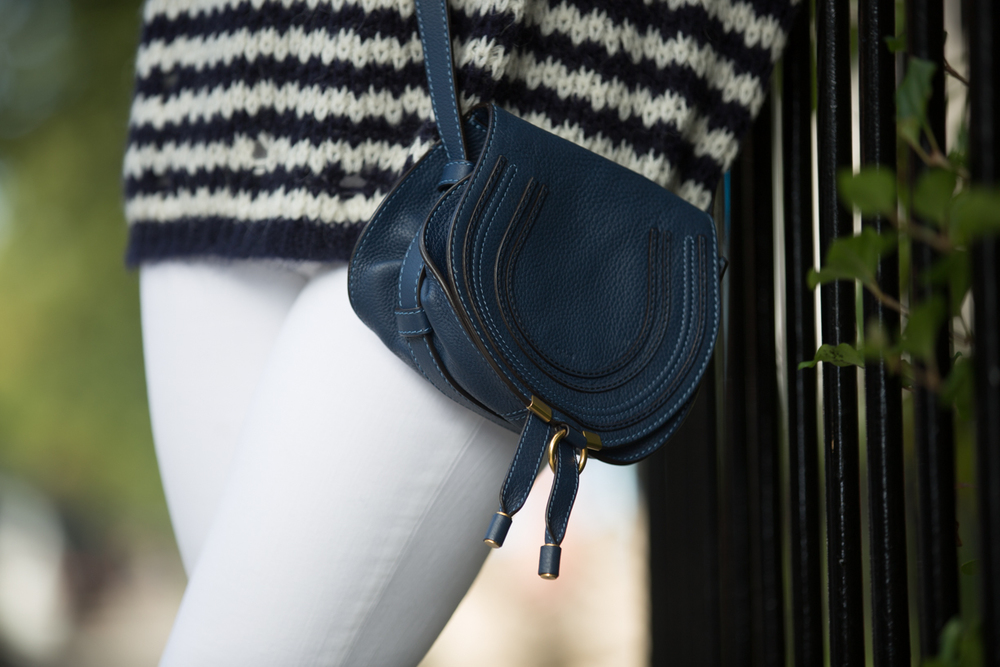 mademoiselle jules canadian fashion blogger blue chloe bag