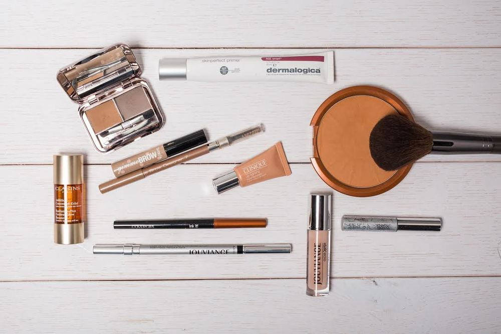 beauty routine by blogger mademoiselle jules