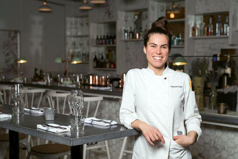 stephanie audet chef restaurant LOV blog mademoiselle jules