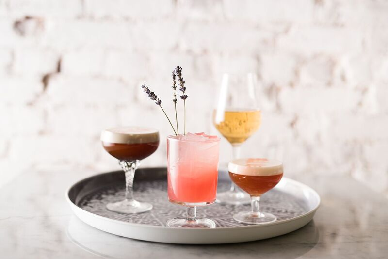 cocktails restaurant LOV monteal food blog mlle jules mademoiselle