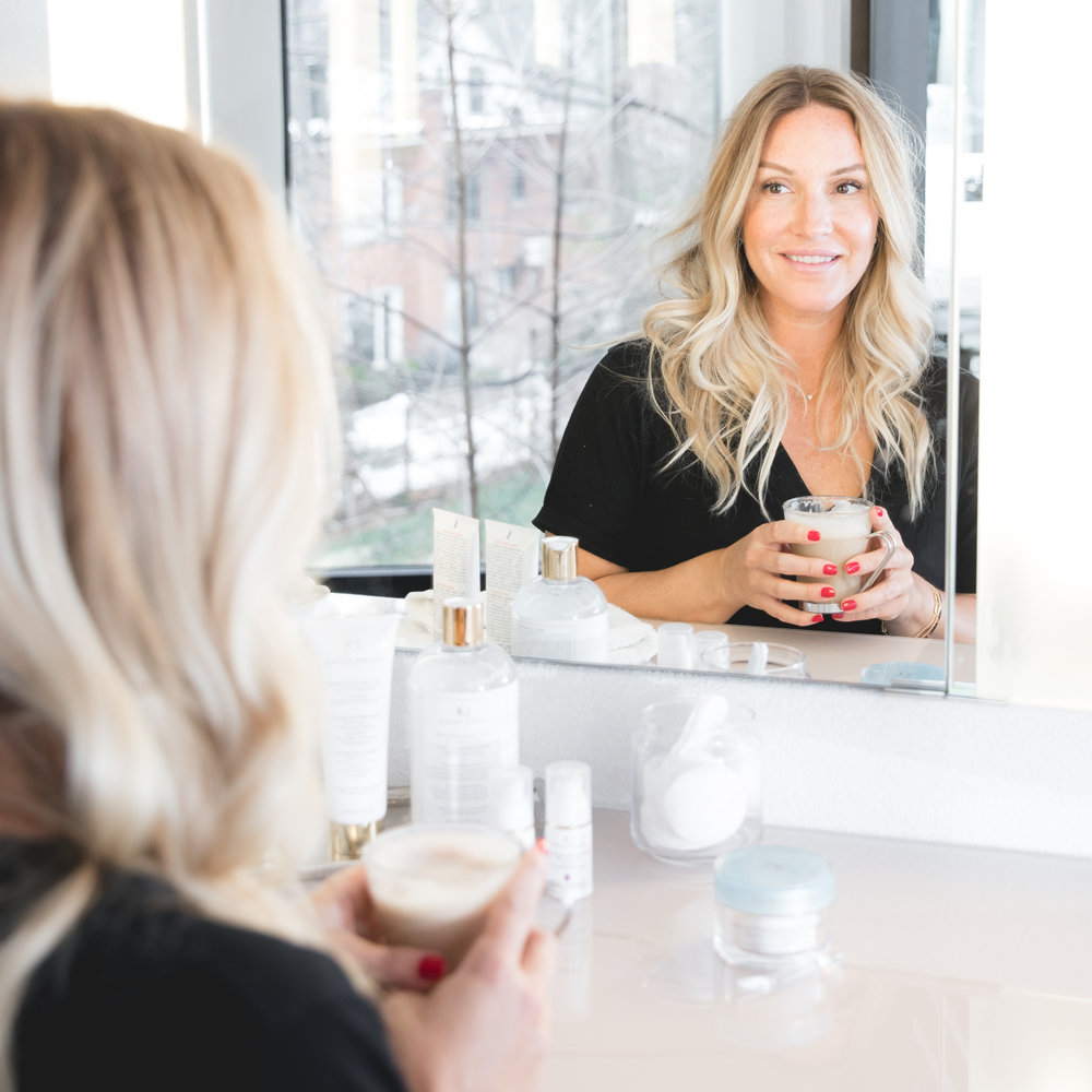 karine joncas cosmetiques beauty blogger mademoiselle jules mlle montreal blog