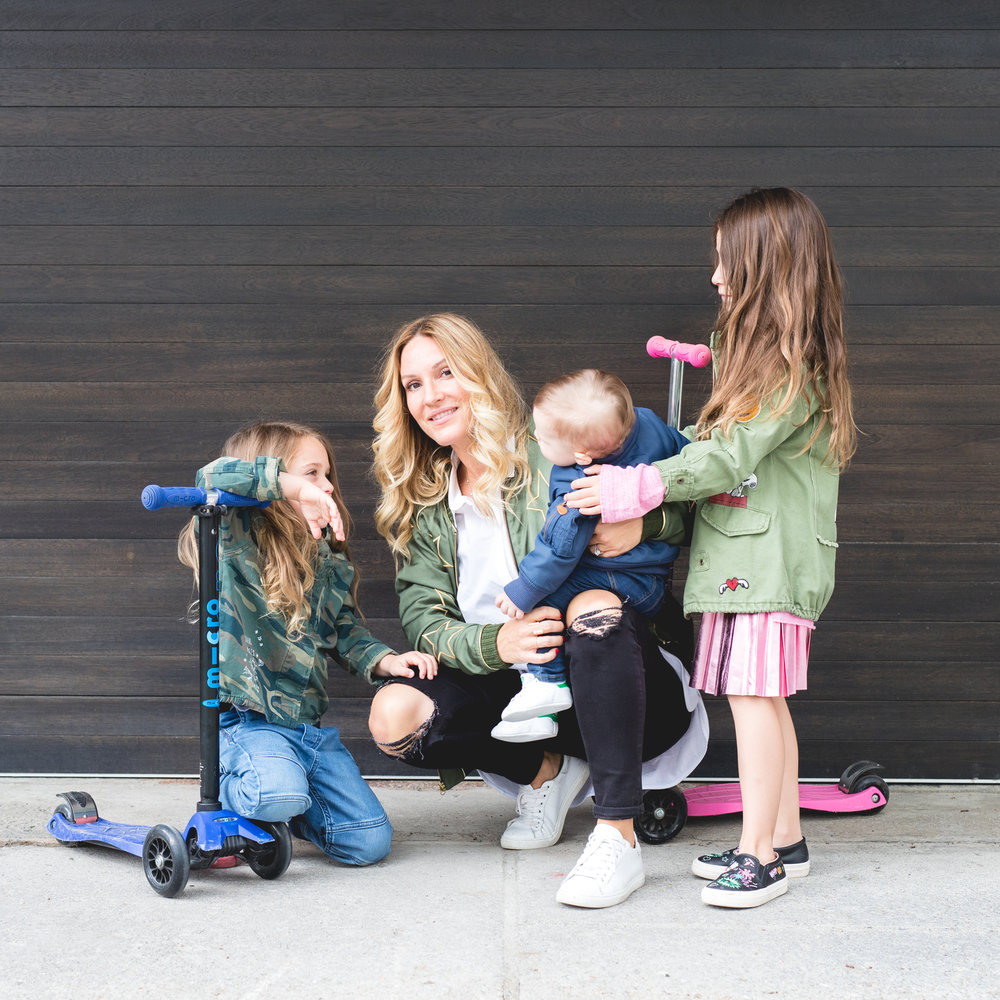 lifestyle blogger mademoiselle jules fashion mom mother's day tips from one mom to another
