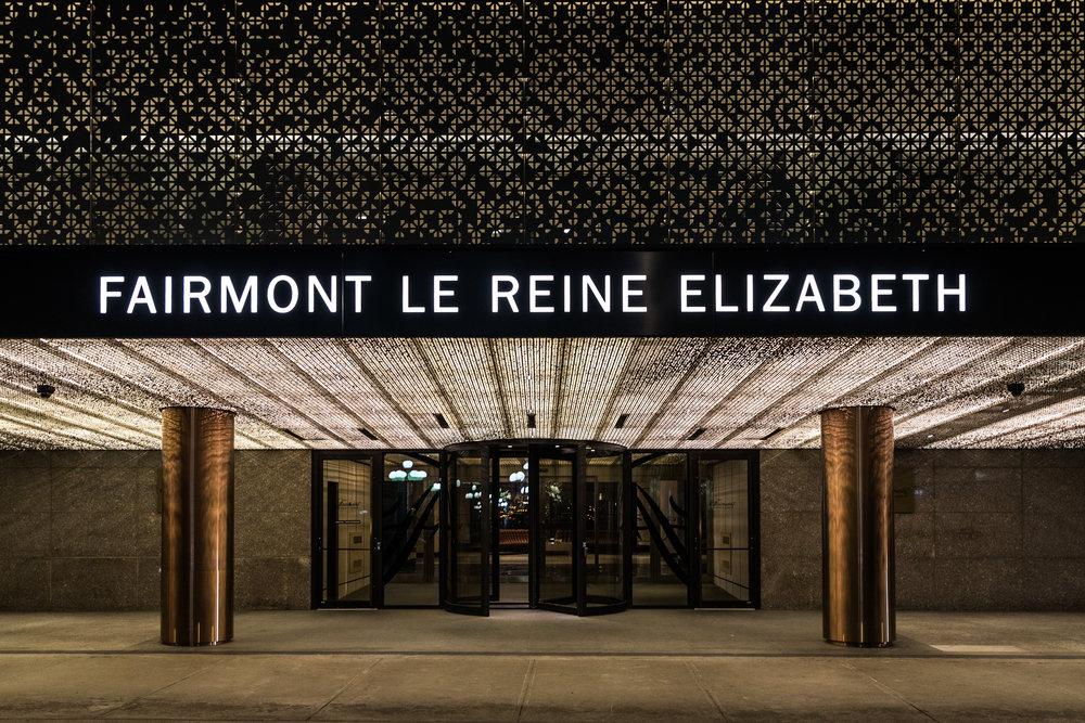 Fairmont Reine Elizabeth staycation lifestyle blogger mademosielle jules mlle