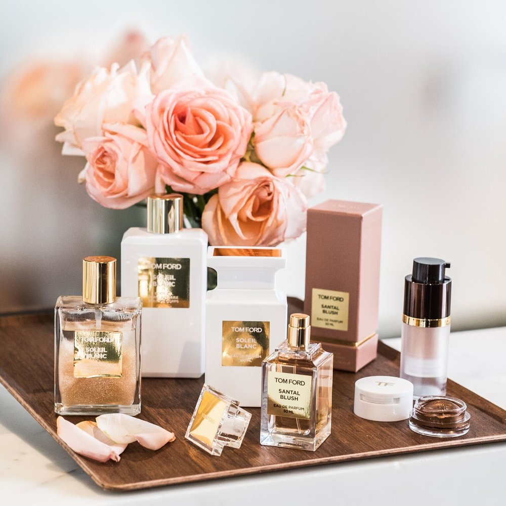 soleil blanc by tom ford on beauty blog mademoiselle jules at holt renfrew