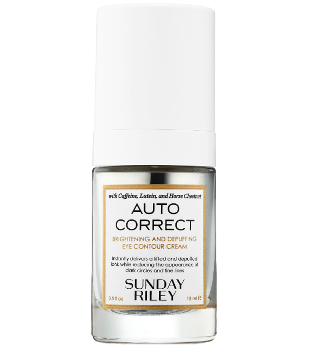 AutoCorrect - Brightening and Depuffing Eye Contour Cream