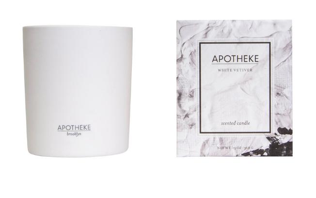 Apotheke - White Vetiver