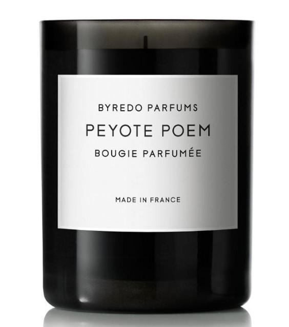 Byredo - Peyote Poem