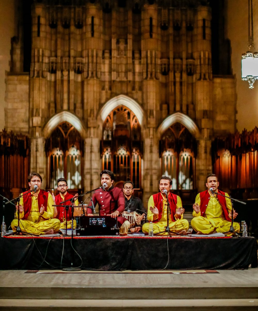 Riyaaz Qawwali at University of Chicago