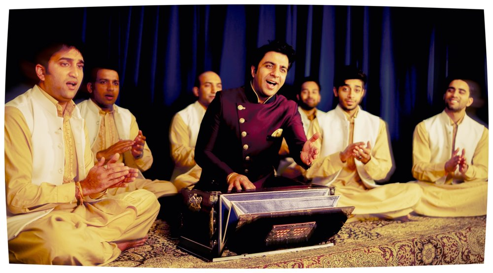 Riyaaz Qawwali Gala Entertainment