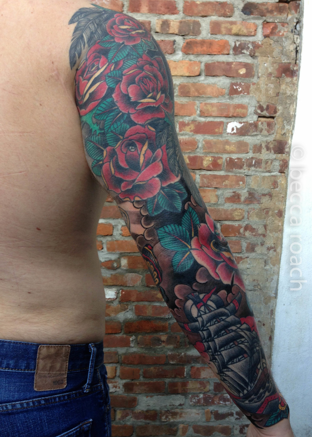 Becca Roach Traditional Full Sleeve.jpg