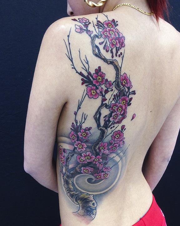 cherry blossom tree ribs and back.jpg