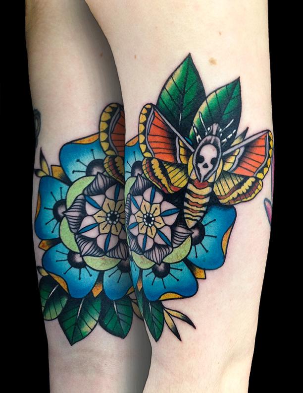 death moth & folwer.jpg