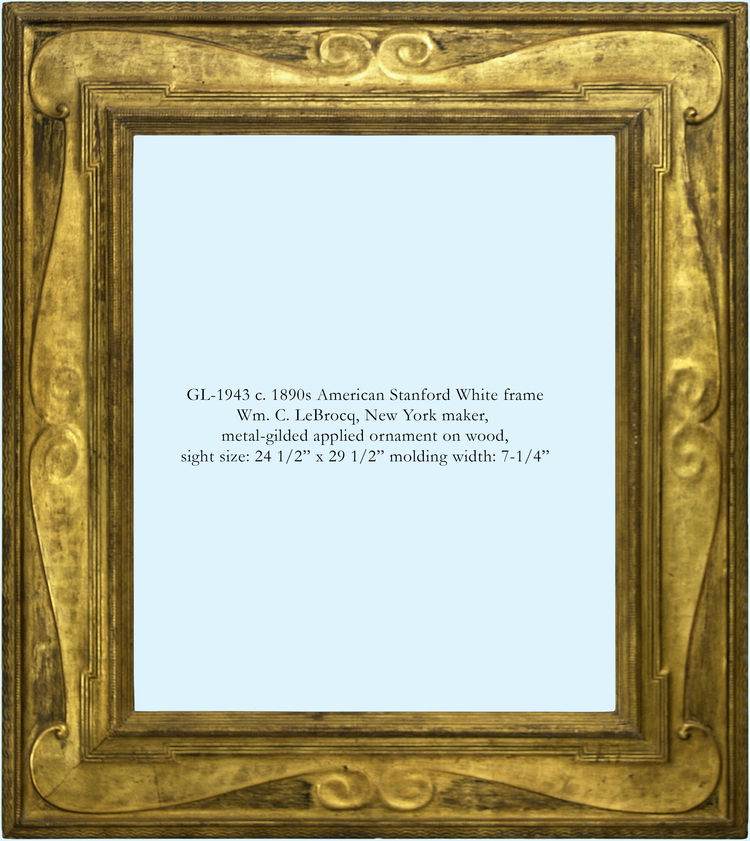 STANFORD WHITE — Gill & Lagodich Gallery