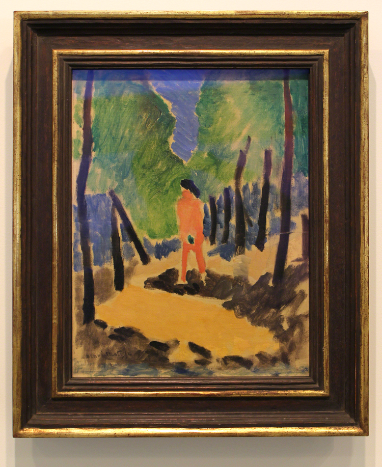 80071d083b6a Frame commissioned by the Art Institute of Chicago. HENRI MATISSE (1869 –  1954)