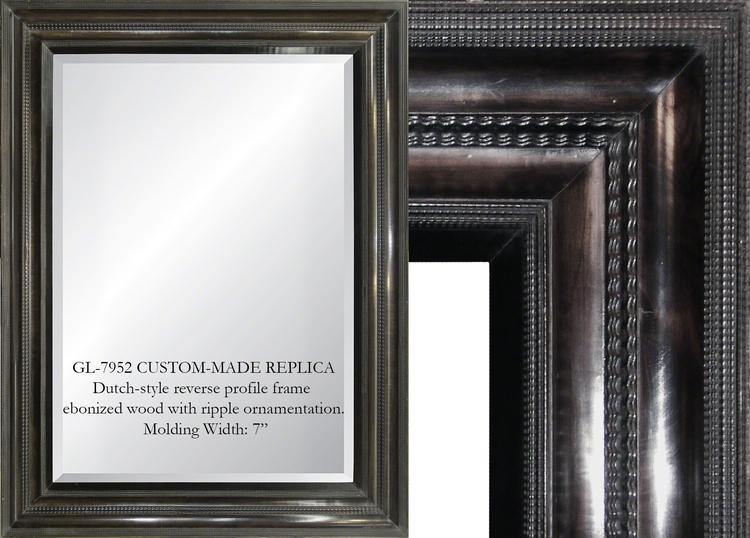 CUSTOM MIRROR FRAMES — Gill & Lagodich Gallery