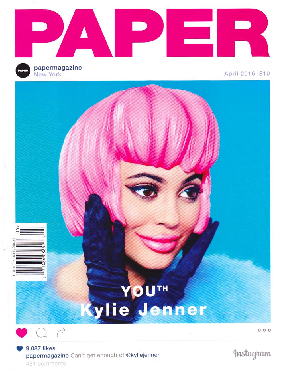 PAPER MAG Jovana Djuric Kylie Jenner Cover.jpeg