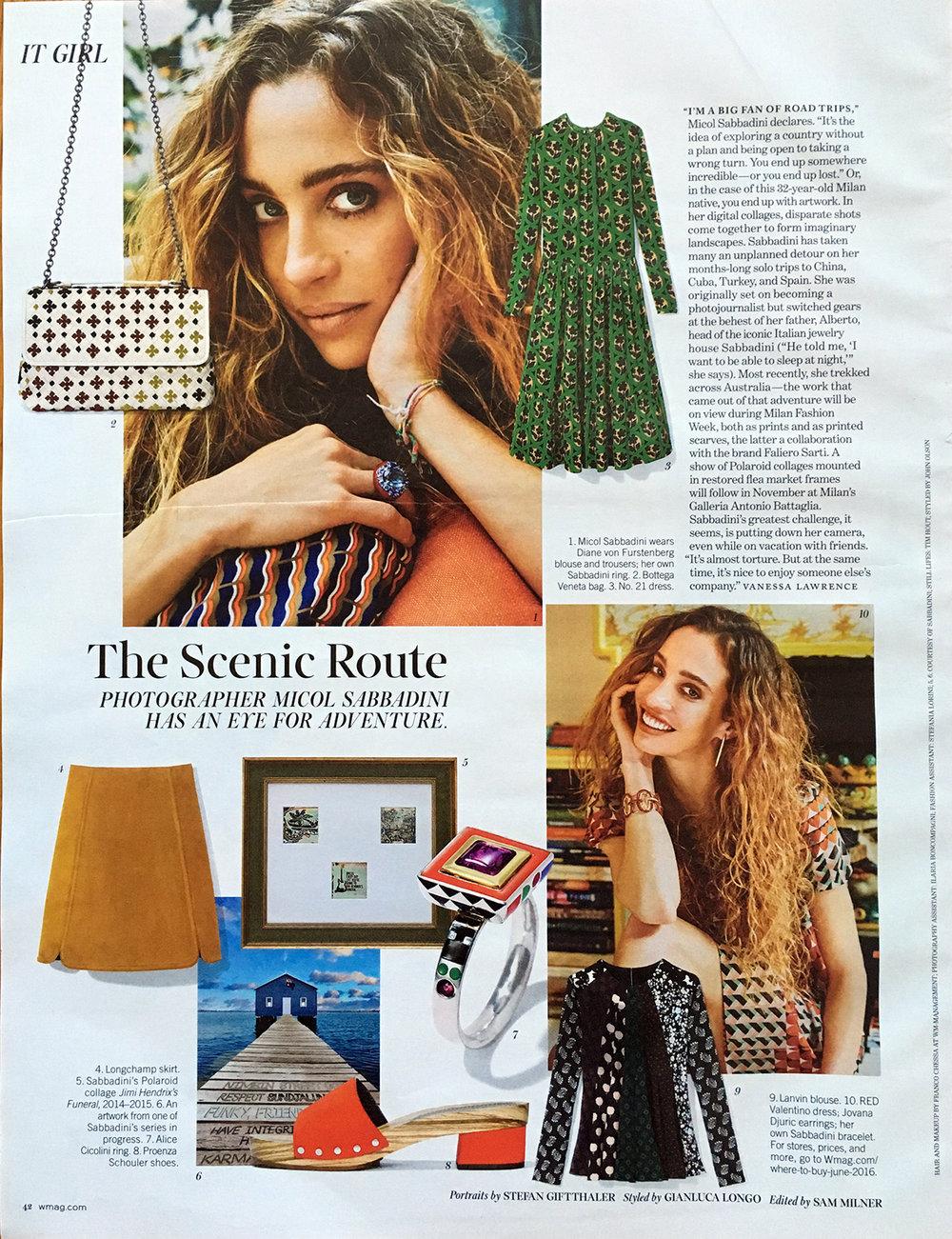 W Magazine Aug 2016 Jovana Djuric 02.jpg