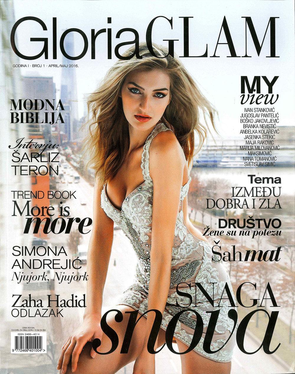 Jovana Djuric Gloria Glam Serbia Cover.jpg