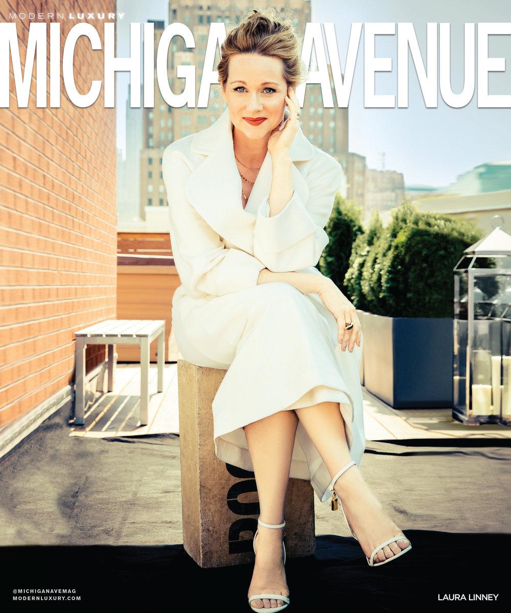 JOVANA DJURIC Cover Laura Linney FALL17.jpg