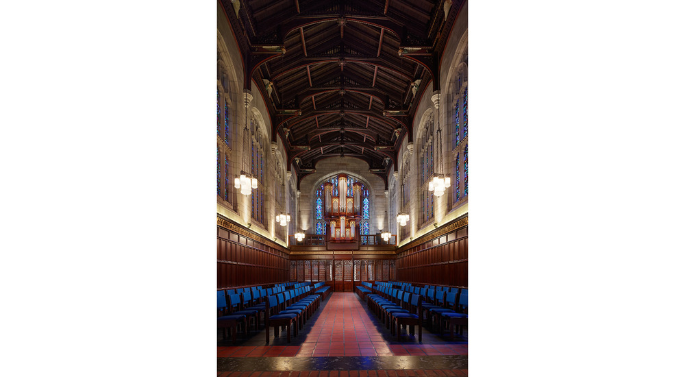 University of Chicago Bond Chapel . Woodhouse Tinucci Architects