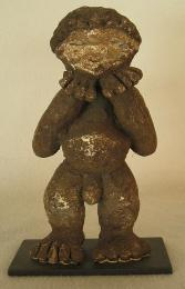 Clay Figure