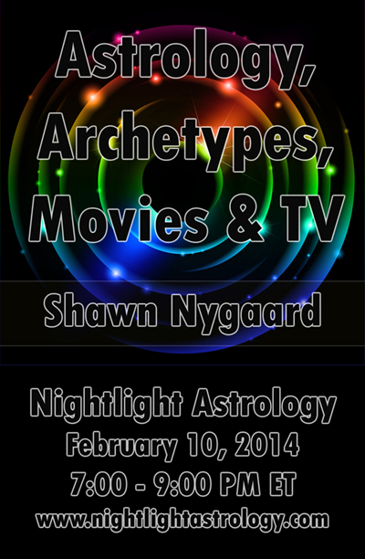 Astrology Archetypes Movies & TV 400
