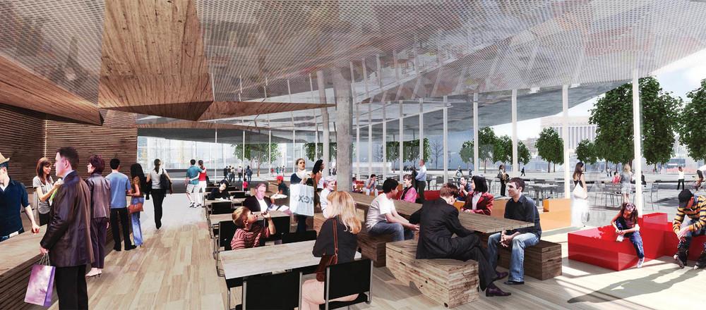 Helsinki Library |Cheryl Atkinson Architect |  Helsinki