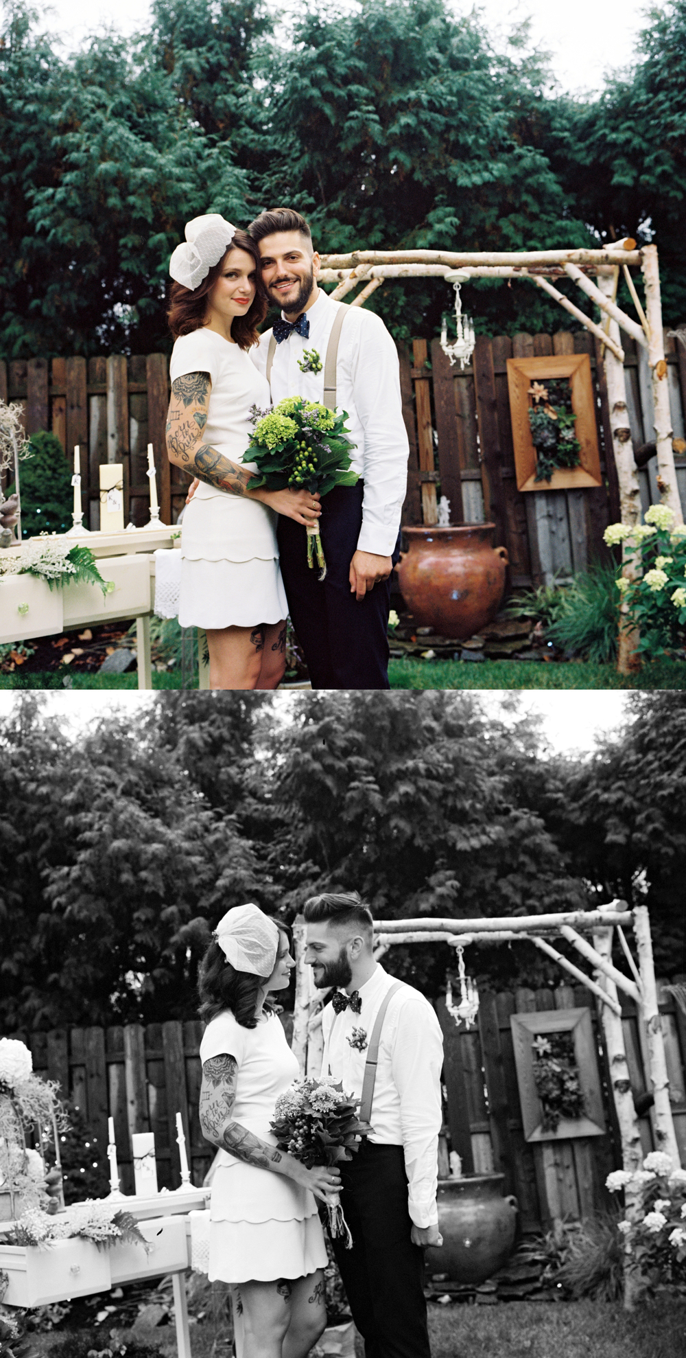 K+J Rustic Wedding 2014