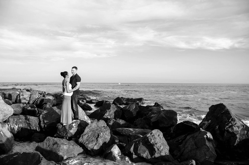 Josh+Ashlee l Beach Sunset Maternity l Avon NJ l Olivia Christina Photography 10.jpg