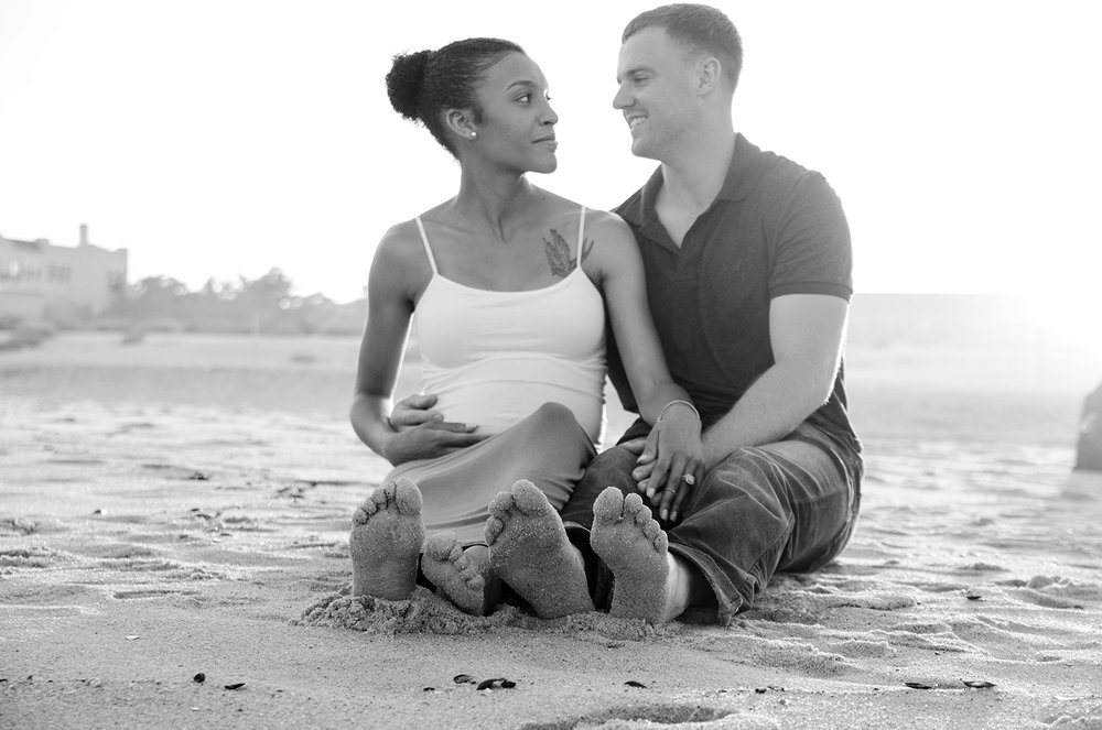 Josh+Ashlee l Beach Sunset Maternity l Avon NJ l Olivia Christina Photography 12.jpg