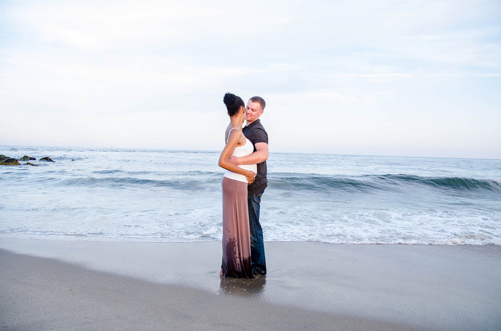 Josh+Ashlee l Beach Sunset Maternity l Avon NJ l Olivia Christina Photography 15.jpg
