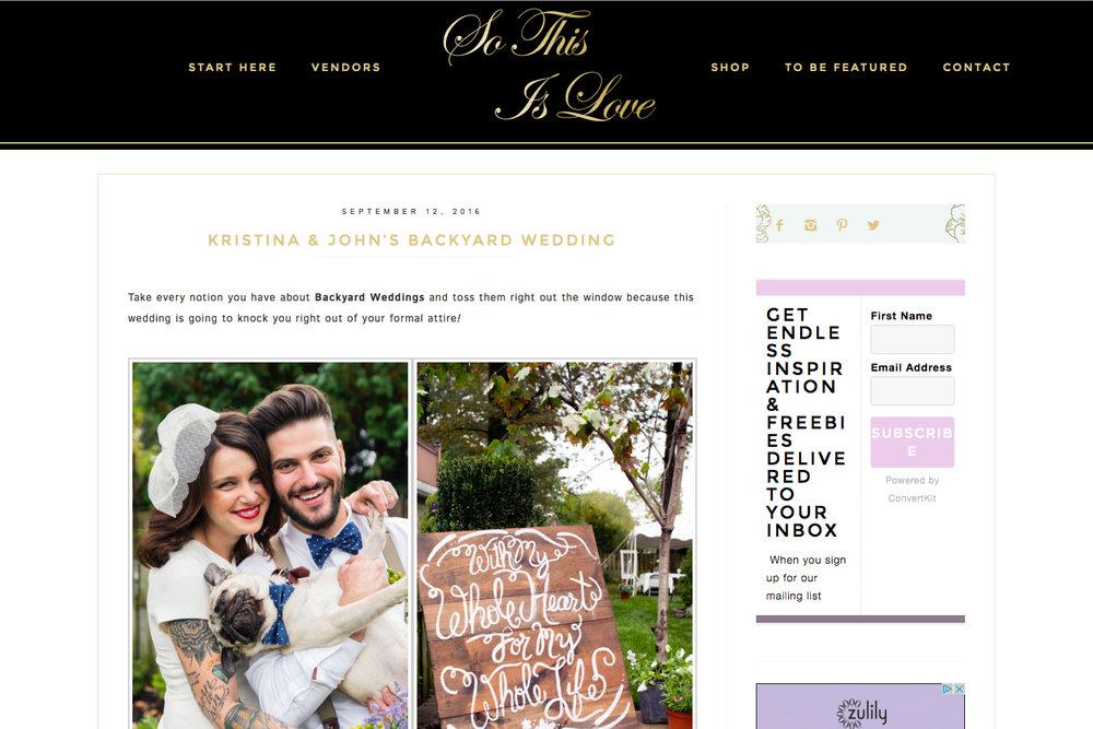 Backyard DIY Wedding | New Jersey | Olivia Christina Photography