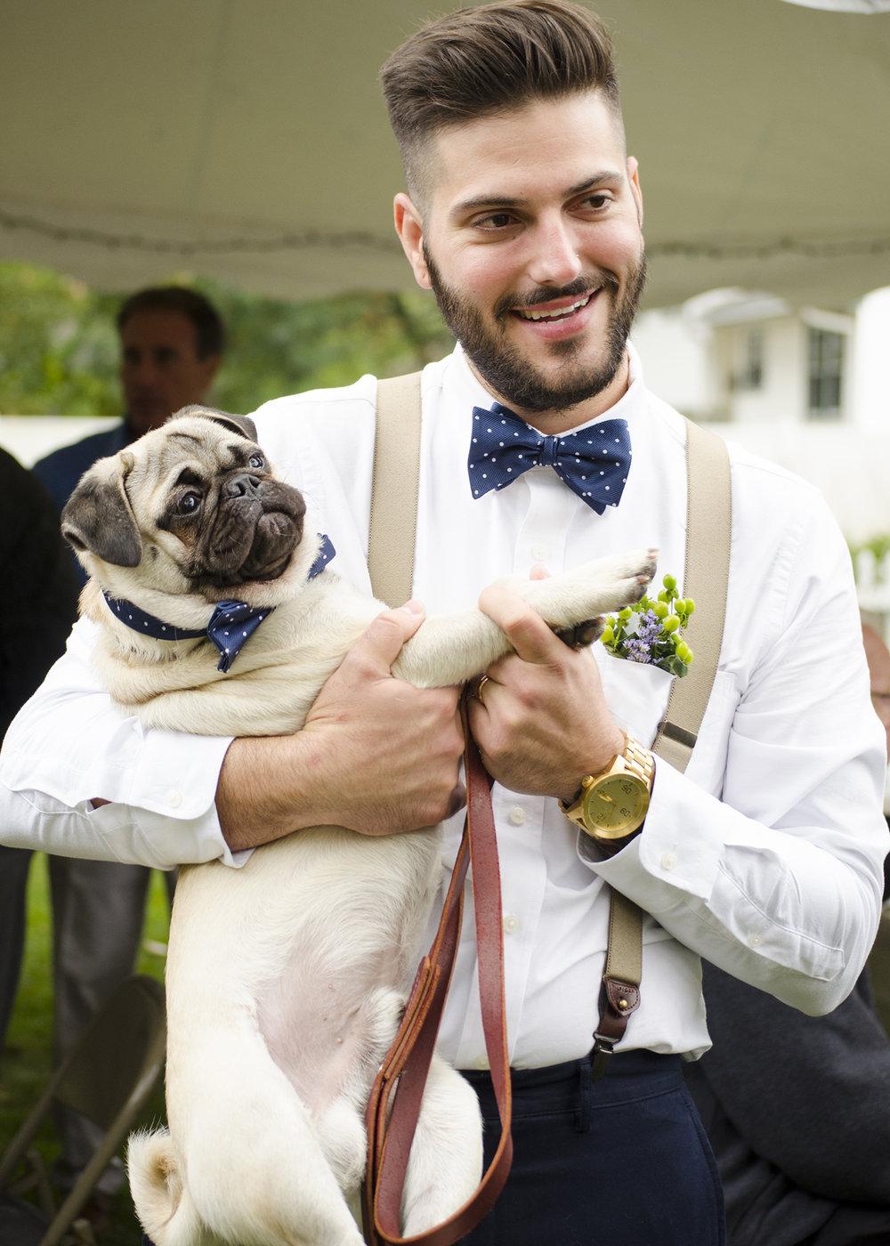 marry me ink - Kristina+John's Backyard Wedding