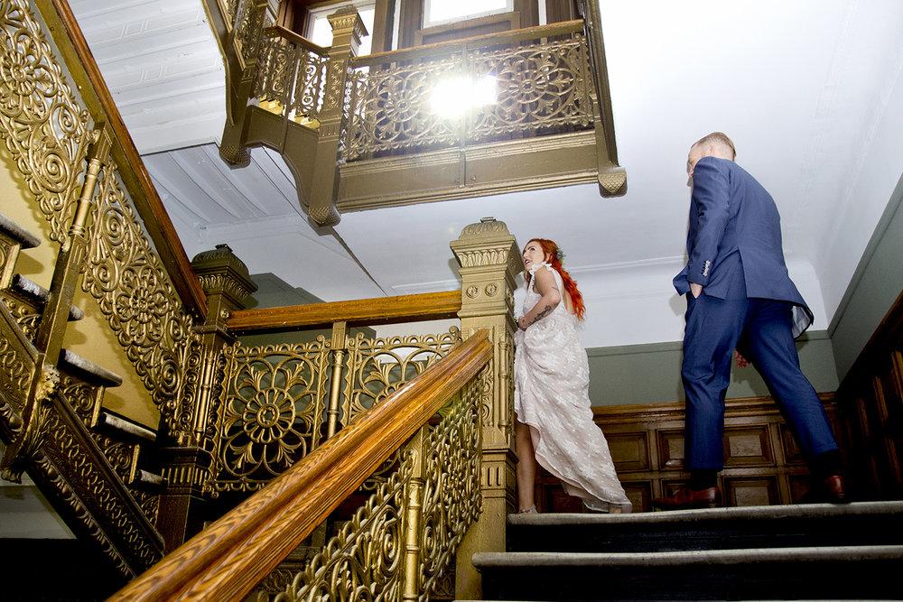 red oak weddings - Kate+TJ's City Hall Wedding in Jersey City