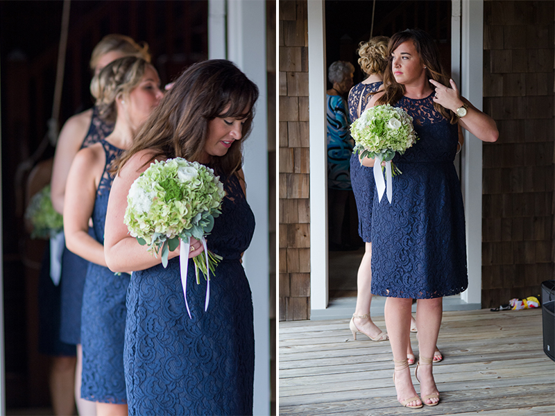 Maggie+Bobby- Bridesmaids at Church- Mantoloking Yacht Club Wedding -Olivia Christina Photo.jpg