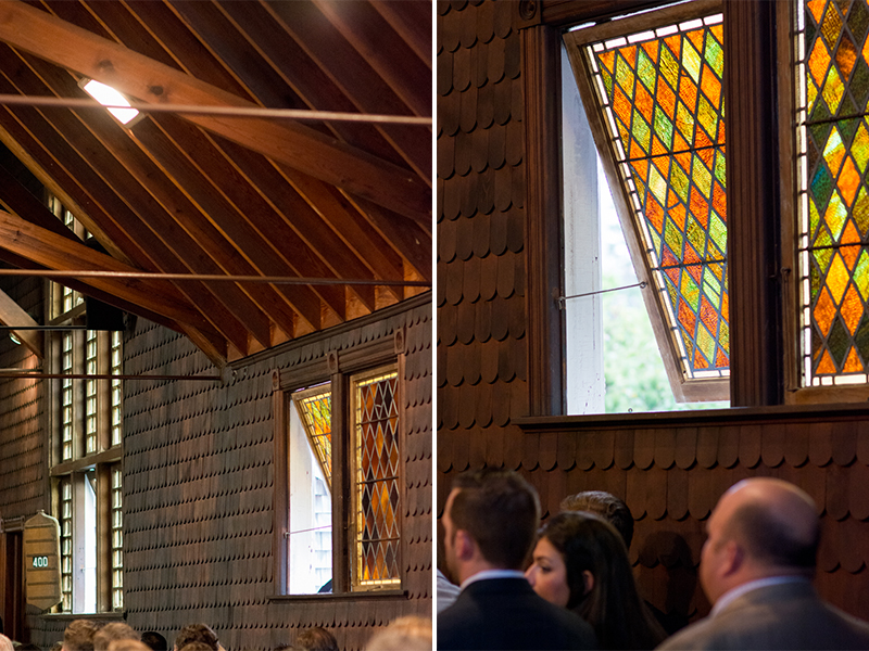 Maggie+Bobby- Stained Glass Church Windows- Mantoloking Yacht Club Wedding- Olivia Christina Photo.jpg