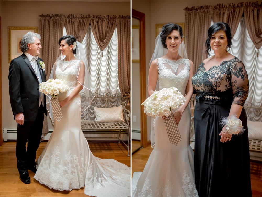Michelle+Joe- Bride with Parents - Ryland Inn Winter Wedding - New Jersey - Olivia Christina Photo.jpg