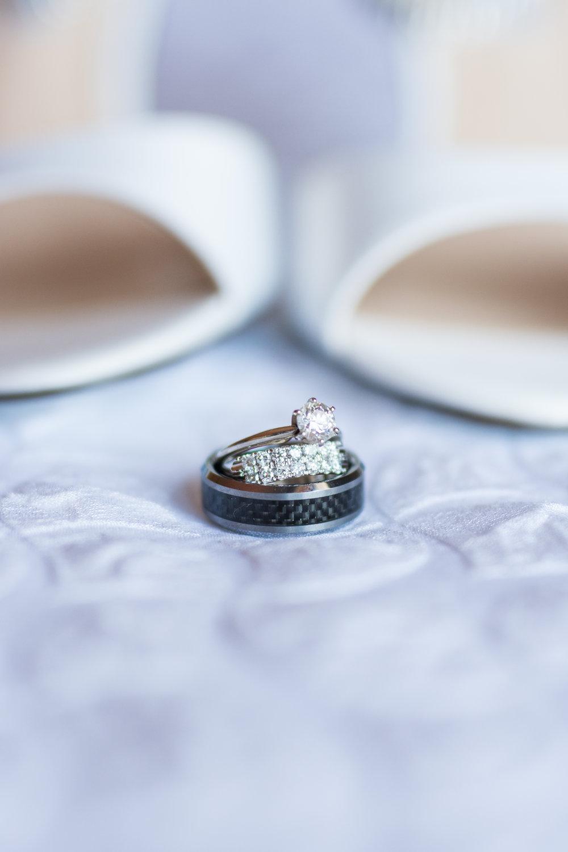 Wedding Details- Ring Shot- New Jersey- Olivia Christina Photography