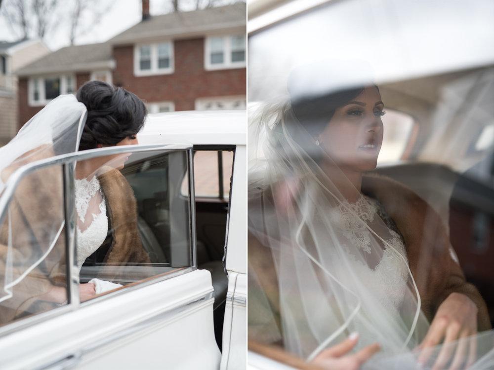 Michelle+Joe- Bride Portrait Vintage Bentley - Ryland Inn Winter Wedding - New Jersey - Olivia Christina Photo.jpg