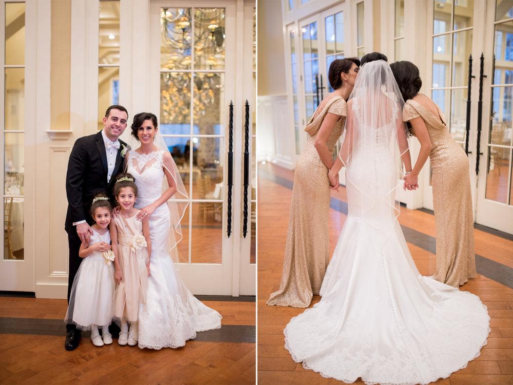 Michelle+Joe- Bridal Party Portraits Gold - Ryland Inn Winter Wedding - New Jersey - Olivia Christina Photo.jpg