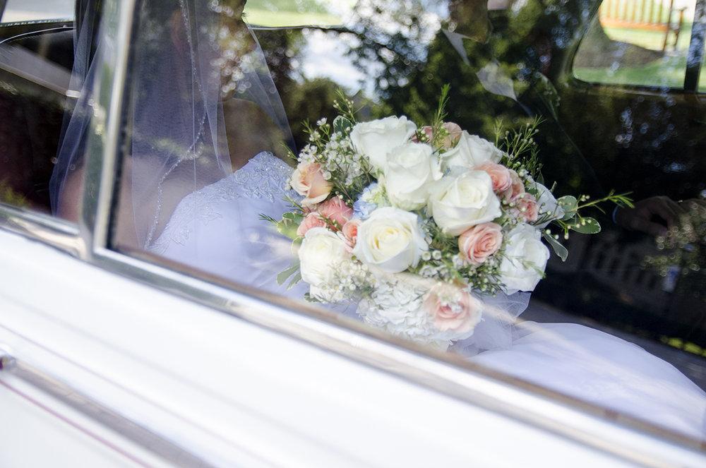 Wedding Bouquet- Candid Photography- New Jersey Weddings- Olivia Christina Photography
