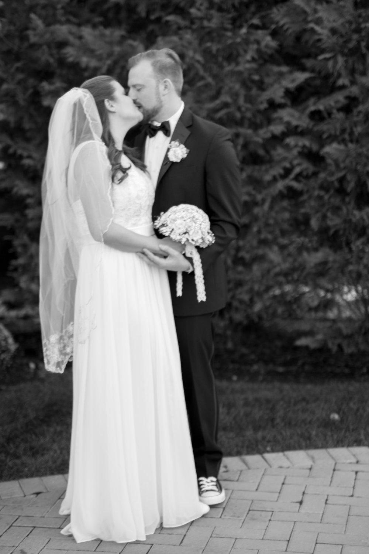 Bride and Groom Portraits- New Jersey Weddings- Olivia Christina Photography