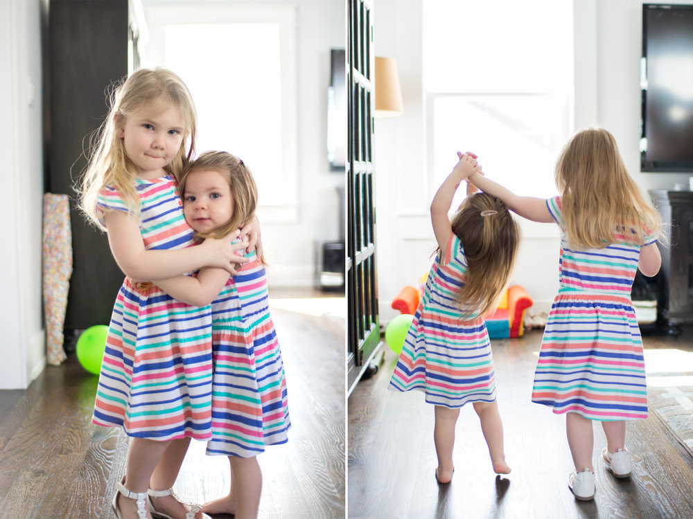 Alongi Family Lifestyle Session-Sisters Twirling Matching Outfits-New Jersey- Olivia Christina Photo.jpg