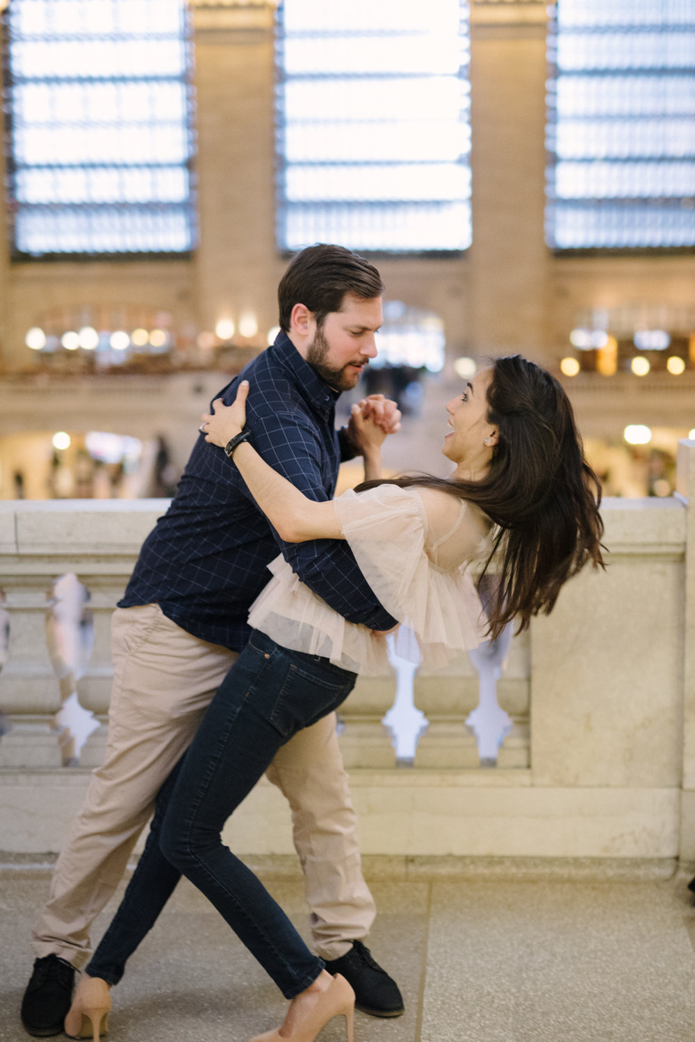 Anahi+David- Classic NYC Engagement Session- Grand Central New York City- Olivia Christina Photo-44.JPG