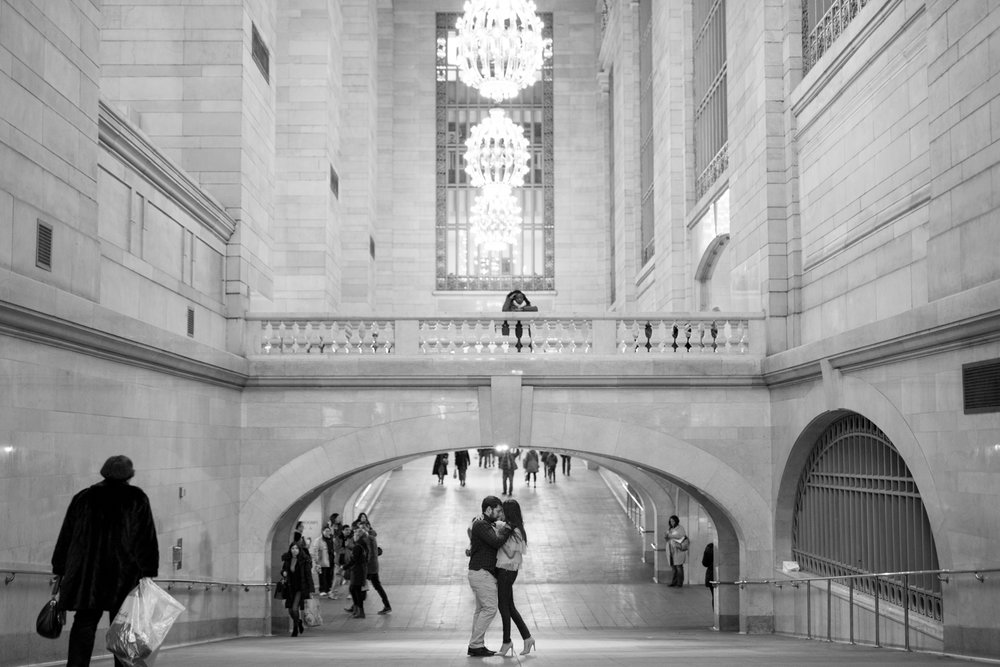 Anahi+David- Classic NYC Engagement Session- Grand Central New York City- Olivia Christina Photo-78.JPG