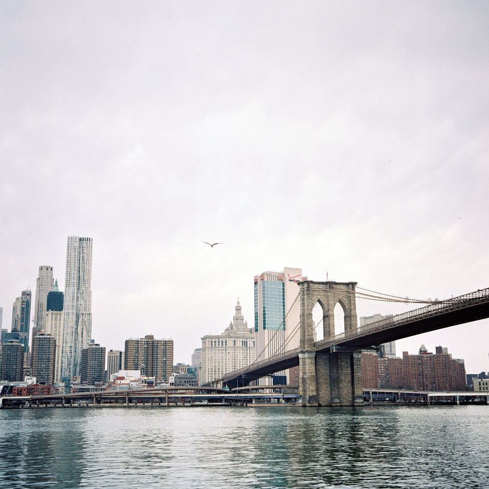 Maura+Kyle-Brooklyn Bridge Engagement Session- Film- New York City-Olivia Christina Photo.jpg