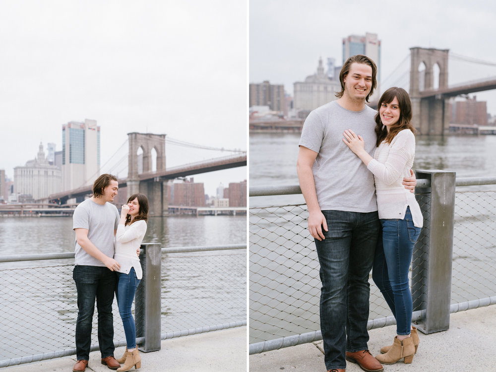Maura+Kyle-Brooklyn Bridge Engagement Session- DUMBO Riverwalk-New York-Olivia Christina Photo.jpg