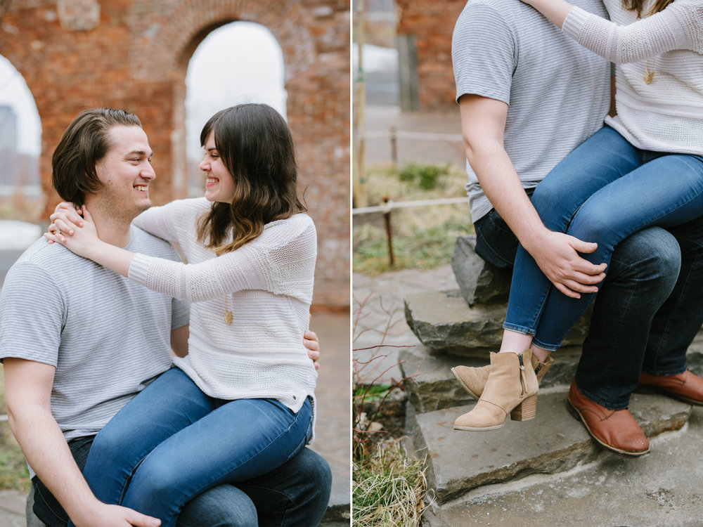 Maura+Kyle-Brooklyn Bridge Engagement Session- DUMBO St.Anns Garden-New York-Olivia Christina Photo.jpg