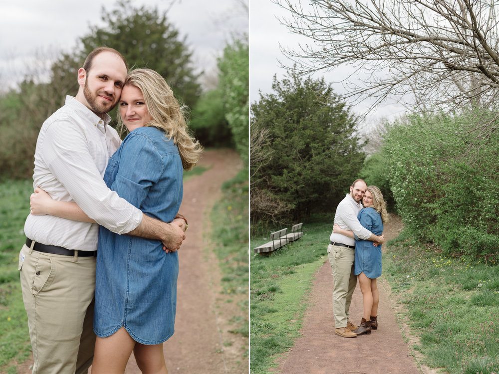 Matt+Melissa- Meadowlands Environmental Center- Engagement Session- Nature Trail Portraits- Olivia Christina Photo.jpg