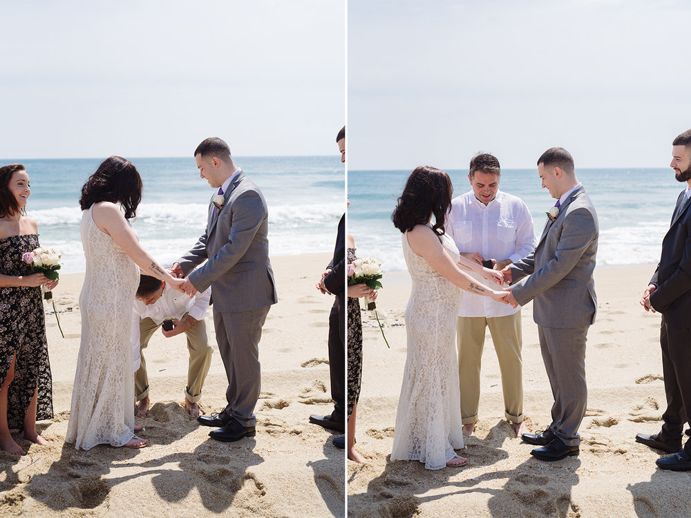Caitlyn+Anthony- Belmar Beach Elopement- Rings- New Jersey Weddings- Olivia Christina Photo.jpg